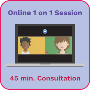book a private online session with Donna from Resilience
